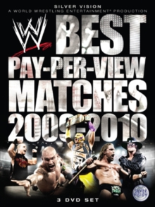 WWE: The Best PPV Matches of the Year 2009-2010, DVD  DVD