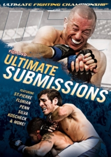 Ultimate Fighting Championship: UFC Ultimate Submissions, DVD  DVD