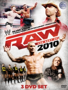 WWE: Raw - The Best of 2010, DVD  DVD
