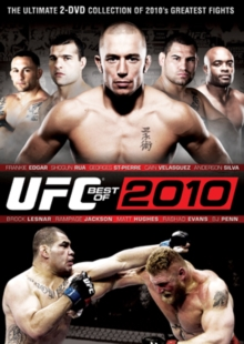Ultimate Fighting Championship: Best of 2010, DVD  DVD