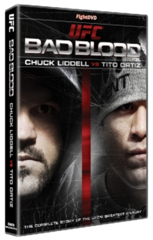 Ultimate Fighting Championship: Bad Blood, DVD  DVD