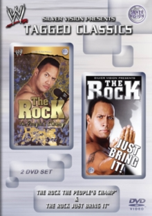 WWE: The Rock - The People's Champion/Just Bring It!, DVD  DVD