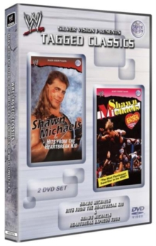 WWE: Shawn Michaels - Hits from the Heartbreak Kid/Heartbreak..., DVD  DVD