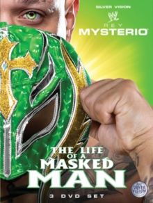 WWE: Rey Mysterio - The Life of a Masked Man, DVD  DVD