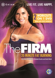 The Firm: 20 Minute Fat Burning, DVD DVD