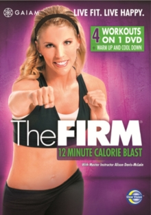 The Firm: 12 Minute Calorie Blast, DVD DVD