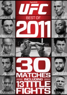 Ultimate Fighting Championship: Best of 2011, DVD  DVD