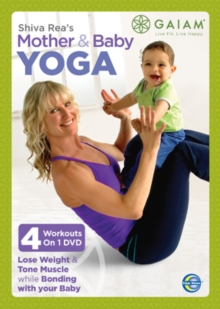 Gaiam Mother and Baby Yoga, DVD  DVD