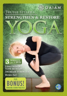 Trudie Styler's Strengthen and Restore Yoga, DVD  DVD