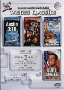 WWE: Austin 3:16 Uncensored/Three Faces of Foley/Chris..., DVD  DVD
