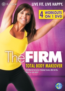 The Firm: Total Body Makeover, DVD DVD