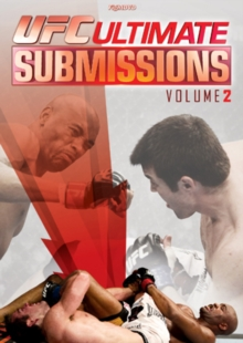 Ultimate Fighting Championship: Ultimate Submissions 2, DVD  DVD