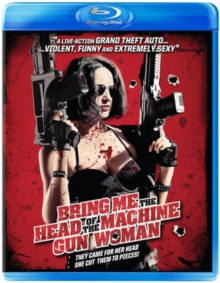 Bring Me the Head of the Machine Gun Woman, Blu-ray  BluRay