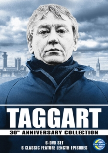 Taggart: 30th Anniversary Collection, DVD  DVD