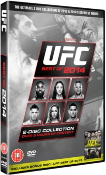 Ultimate Fighting Championship: Best of 2014, DVD  DVD