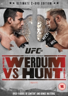 Ultimate Fighting Championship: 180 - Werdum Vs Hunt, DVD  DVD