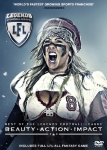 Best of the LFL - Beauty, Action, Impact, DVD  DVD