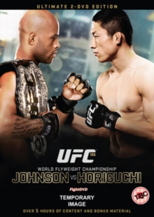 Ultimate Fighting Championship: 186 - Johnson Vs Horiguchi, DVD  DVD