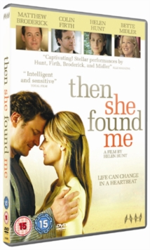 Then She Found Me, DVD  DVD