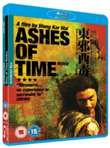 Ashes of Time - Redux, Blu-ray  BluRay