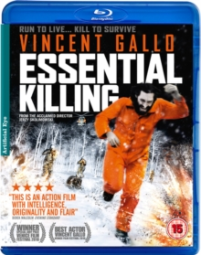 Essential Killing, Blu-ray  BluRay