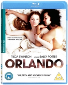 Orlando, Blu-ray  BluRay