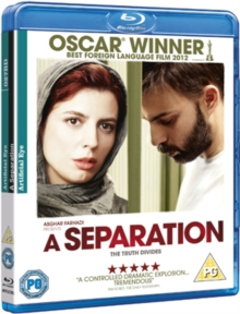 A   Separation, Blu-ray BluRay
