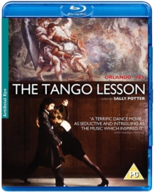 The Tango Lesson, Blu-ray BluRay