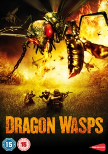 Dragon Wasps, DVD  DVD
