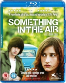 Something in the Air, Blu-ray  BluRay