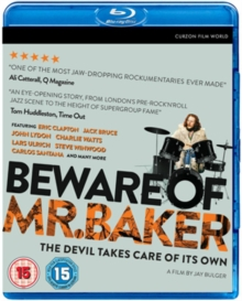 Beware of Mr. Baker, Blu-ray  BluRay