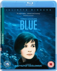 Three Colours: Blue, Blu-ray  BluRay