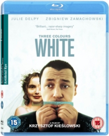Three Colours: White, Blu-ray  BluRay