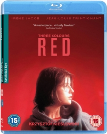 Three Colours: Red, Blu-ray  BluRay