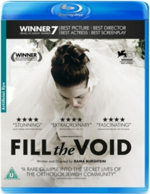 Fill the Void, Blu-ray  BluRay