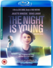 The Night Is Young, Blu-ray BluRay