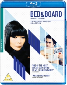 Bed and Board, Blu-ray  BluRay