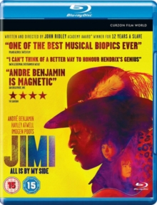 Jimi: All is By My Side, Blu-ray  BluRay