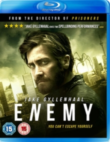 Enemy, Blu-ray  BluRay