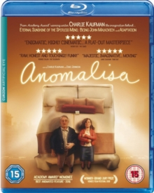 Anomalisa, Blu-ray BluRay