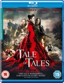 Tale of Tales, Blu-ray BluRay