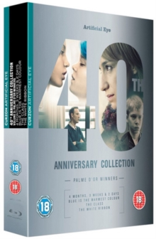 Artificial Eye 40th Anniversary Collection: Volume 3, Blu-ray BluRay