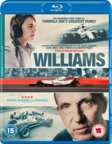 Williams, Blu-ray BluRay