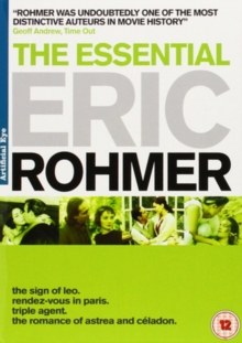 Eric Rohmer: The Essential Eric Rohmer, DVD  DVD
