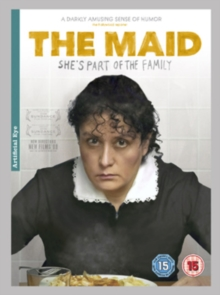 The Maid, DVD DVD