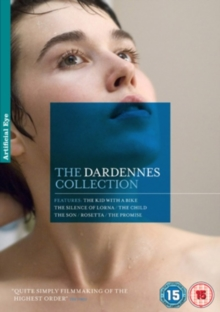 The Dardenne Brothers Collection, DVD DVD