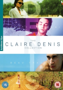 The Claire Denis Collection, DVD DVD