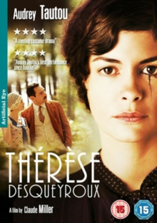 Therese Desqueyroux, DVD  DVD