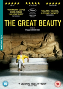 The Great Beauty, DVD DVD
