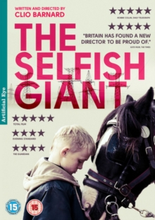 The Selfish Giant, DVD DVD